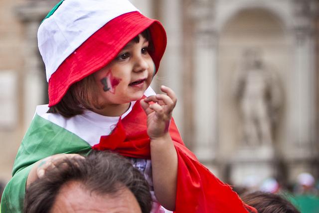 teach kids Italian